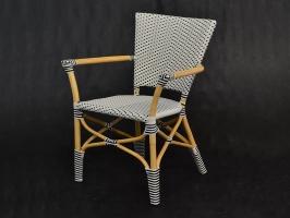 Обіднє крісло Марсель CRUZO натуральний ротанг kr08211
