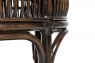Кофейный комплект Дрим CRUZO натуральный ротанг, темно-коричневый, ok0030