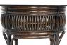 Кофейный столик Дрим CRUZO натуральный ротанг, кофе, ok0331