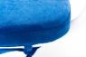 Підвісне крісло-гойдалка Лілія CRUZO натуральний ротанг, білий з патиною, ks0009
