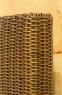 Розкладний диван Уго CRUZO натуральний ротанг світло-коричневий go0001