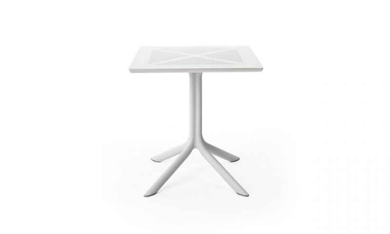 Cтол Nardi ClipX 70 Bianco 40085.00.000