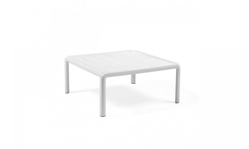 Кавовий столик Nardi Komodo Tavolino Bianco 40378.00.000