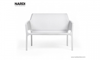Скамейка Nardi Net Bench Bianco 40338.00.000
