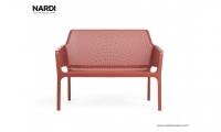 Скамейка Nardi Net Bench Corallo 40338.75.000