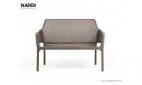 Cкамейка Nardi Net Bench Tortora 40338.10.000