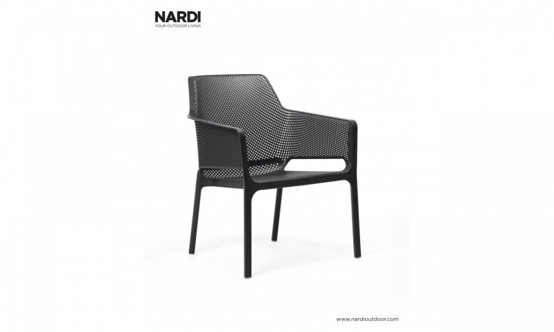 Крісло Nardi Net Relax Antracite 40327.02.000