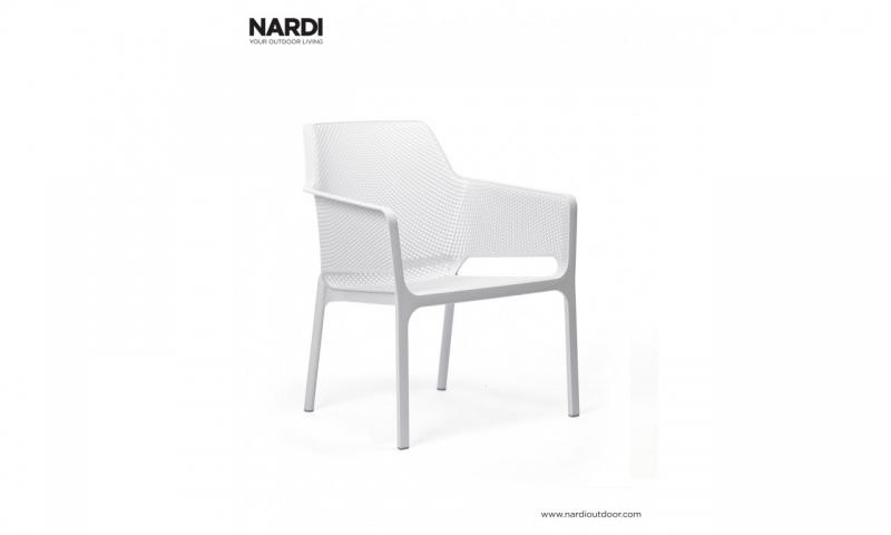 Кресло Nardi Net Relax Bianco 40327.00.000