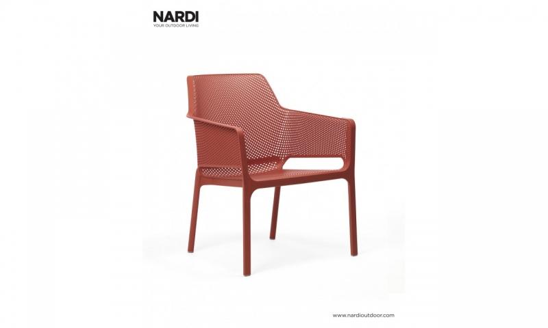 Крісло Nardi Net Relax Corallo 40327.75.000
