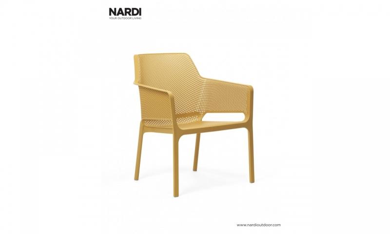 Крісло Nardi Net Relax Senape 40327.56.000