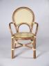 Столовый комплект CRUZO Бистро 6 (стол+6 стульев) желтый (ok0006)
