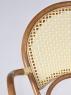 Обеденный комплект CRUZO Бистро 6 (стол+6 стульев), желтый, ok0006