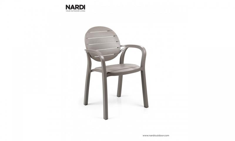 Кресло Nardi Palma Tortora Tortora 40237.10.010