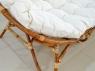 Комплект мебели Папасан Нуово CRUZO (софа, 2 кресла и столик) натуральный ротанг km08202