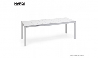 Стол Nardi Rio 140 Extensible Bianco Vern Bianco 48353.00.000