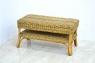 Комплект меблів Руді CRUZO натуральний ротанг/абака, світло-коричневий, ok00097