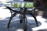 Обеденный стол CRUZO Самбир натуральный ротанг коричневый st0006