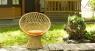 Кофейный комплект CRUZO Сенди (Столик +2 кресла) медовый ok0013