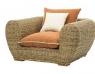Комплект плетених меблів Пеллегріно CRUZO натуральний ротанг коричневий pl0001