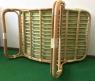 Лаунж-крісло Соло CRUZO натуральний ротанг, медовий, kr0024