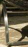 Крісло Суомі CRUZO натуральний ротанг, темно-коричневий, k00097