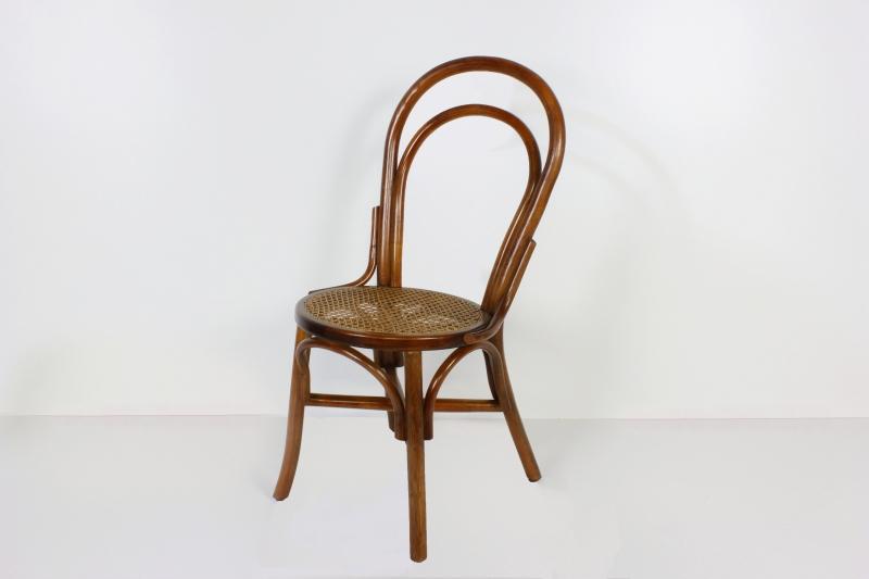 Віденський стілець CRUZO натуральний ротанг, коричневий, sv10881