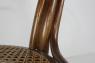 Венский стул CRUZO натуральный ротанг, коричневый, sv10881