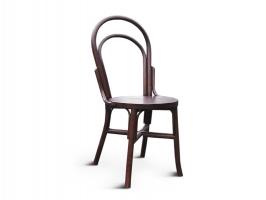 Венский стул из натурального ротанга кофейного цвета CRUZO sv10889-4