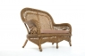 Комплект мебели Виктория CRUZO натуральный ротанг светло коричневый d0029