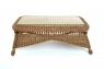 Комплект Вікторія CRUZO (2 крісла й столик) натуральний ротанг коричневий d0028