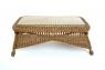Комплект мебели CRUZO Виктория натуральный ротанг светло коричневый d0029