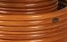 Кресло качалка Винтаж натуральный ротанг коричневый, Cruzo™, kk0010